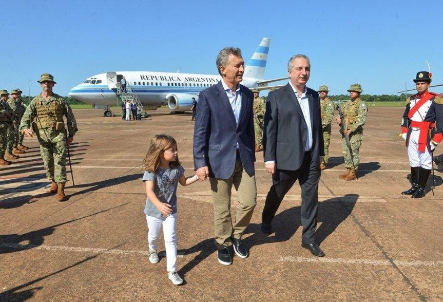 """Visita de Macri: """"queremos juntarnos 15 minutos con él y explicarle nuestra situación"""""""