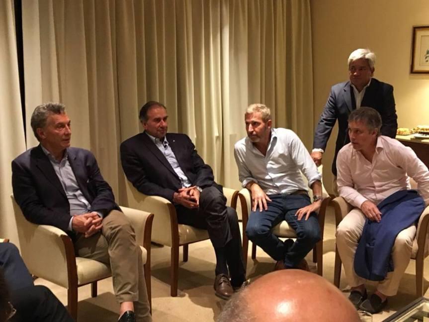 Macri pidió votar a Schiavoni en Misiones el 2 dejunio
