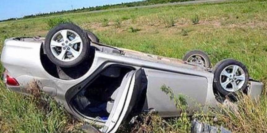 Obereño falleció tras volcar cerca de SantoTomé