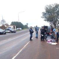 Secuestraron mercadería de contrabando por más de $550 mil y dos vehículos
