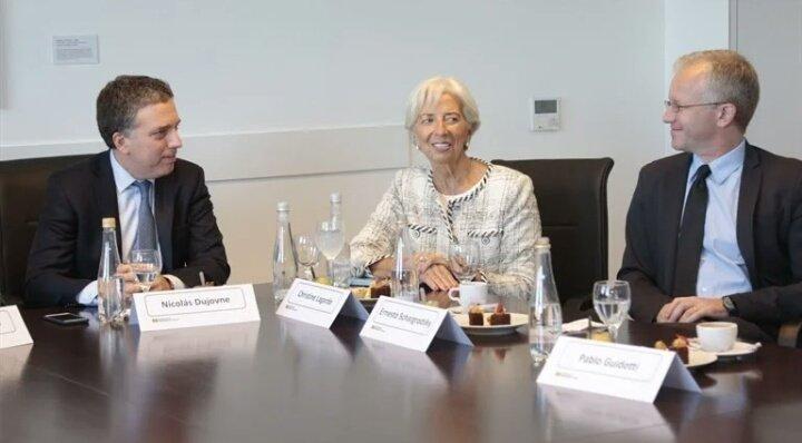 """El FMI liberó el cuarto tramo del crédito por u$s 10.800 millones del crédito """"StandBy"""""""