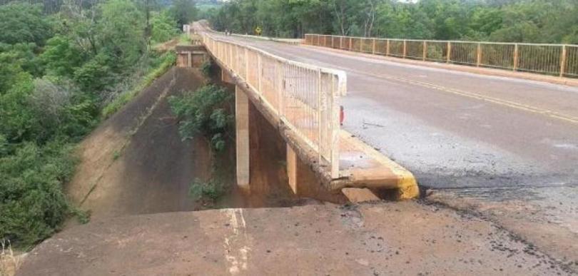 Piden que Vialidad informe sobre las obras del puente CuñaPirú