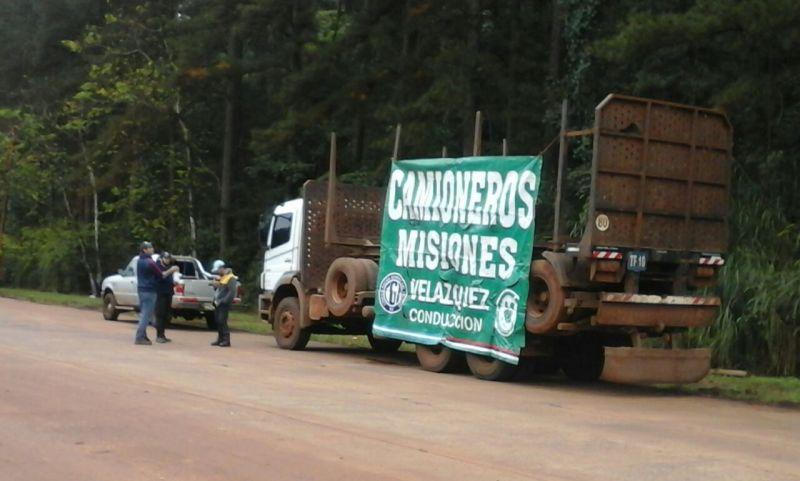 Camioneros cerró acuerdo salarial del 40%