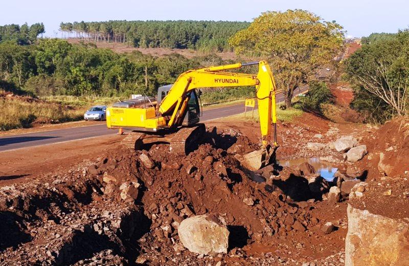 El parate de la obra pública afectará al transporte y al sectoreléctrico