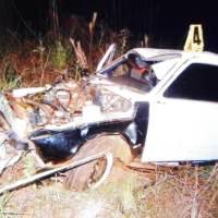 Conductor falleció tras perder el control en la ruta 5 y terminar volcando