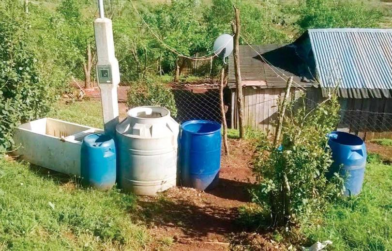 """Advierten que la la falta de agua potable en los barrios """"pone en condiciones de extrema vulnerabilidad a losvecinos"""""""