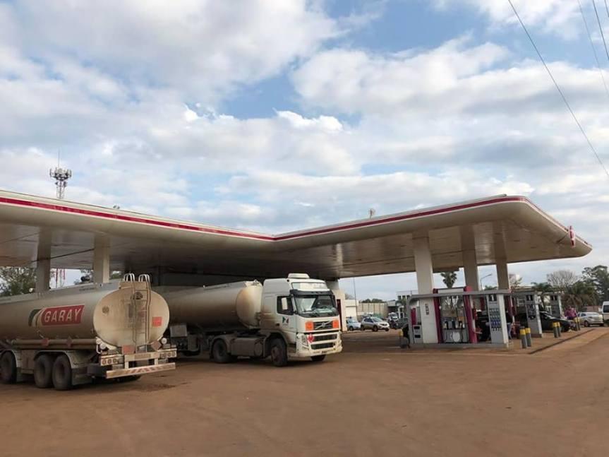 Misiones tuvo la mayor caída en la venta de combustibles en elNEA