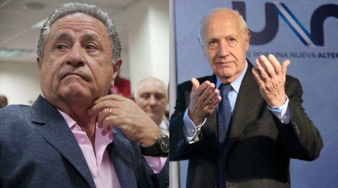 "Duhalde insiste: ""Lavagna es el candidato"""