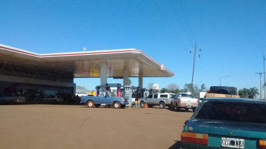 Petroleras resolvieron aumentar 6% los combustibles desde el fin desemana