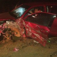 Choque frontal en la ruta 12 dejó un fallecido