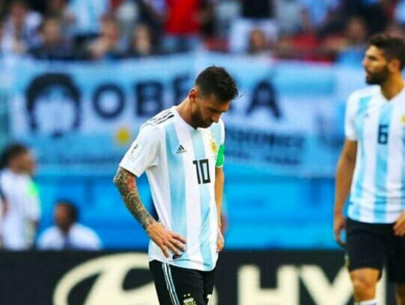 Argentina quedó 16º en la tabla de posiciones del Mundial Rusia2018