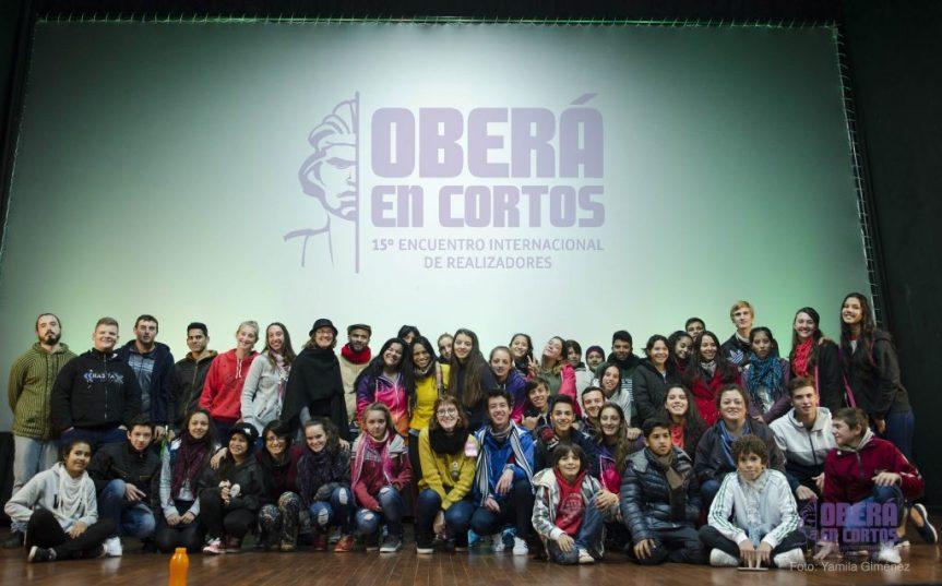 Cine Joven: Oberá en Cortos abrió las puertas a alumnos de San Vicente, 25 de mayo, Pozo Azul, 2 de Mayo y ElSoberbio