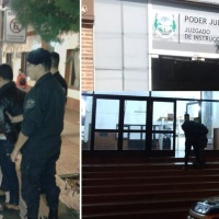 """Entra y sale: Otra vez """"Paraguay"""" detenido, la puerta giratoria de la justicia obereña"""