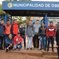 Jóvenes obereños ingresarán al Ejército Argentino