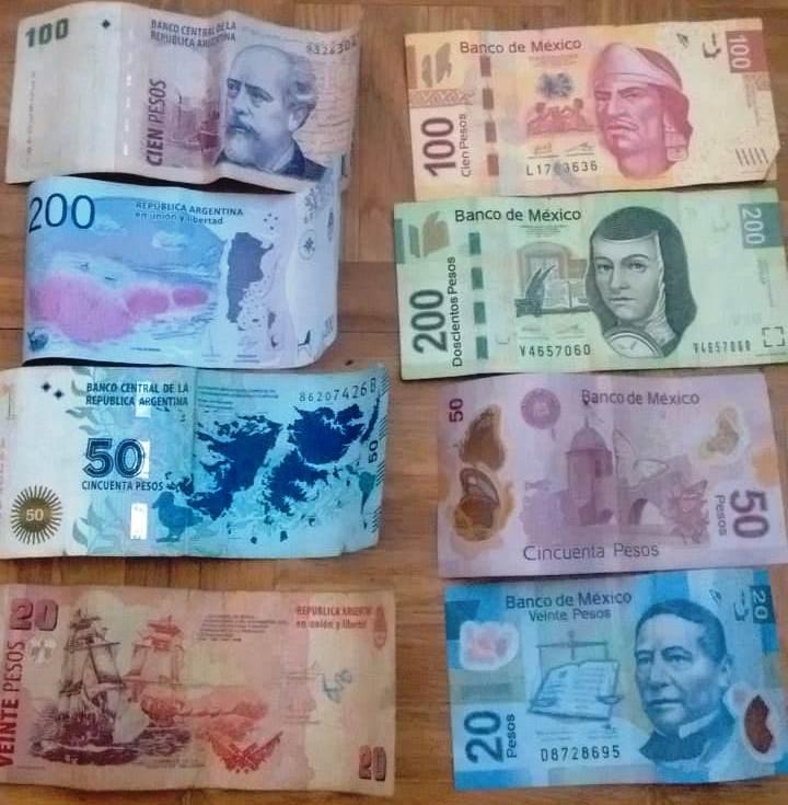 Dólar a $40,97: Argentina, Turquía y Sudáfrica con fuertes devaluaciones; peso mexicano y chileno másfuerte