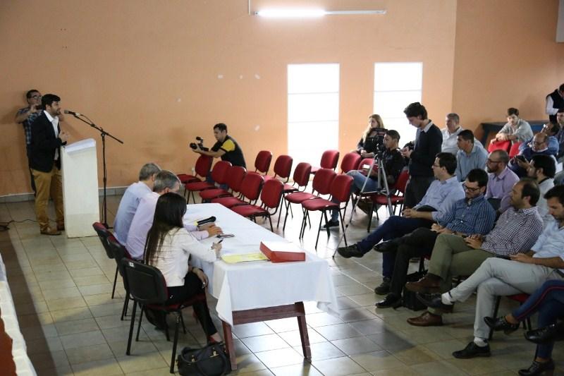 Audiencia Pública: El predio municipal que solicitó la LIFA en donación también fueintrusado
