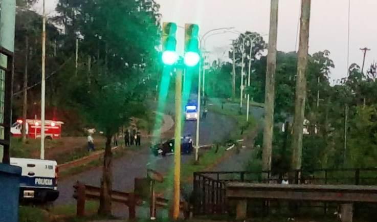 Dos jóvenes accidentadas en la autovía, entre ellas la hija de unconcejal