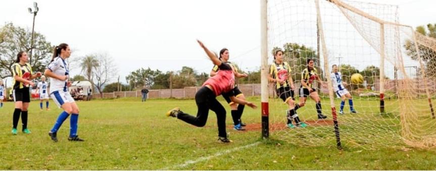 Fútbol Femenino- Se reprogramó la 3ªfecha