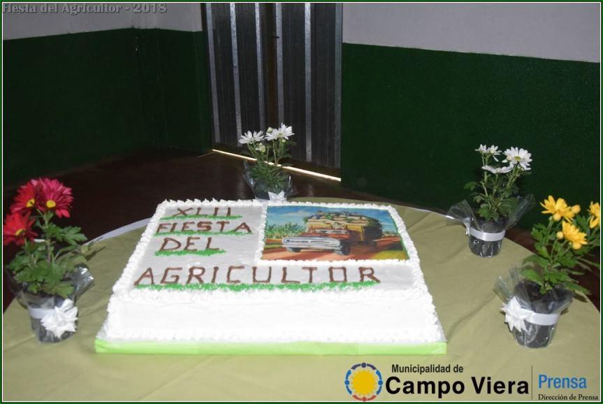 La lluvia no detuvo a la Fiesta delAgricultor