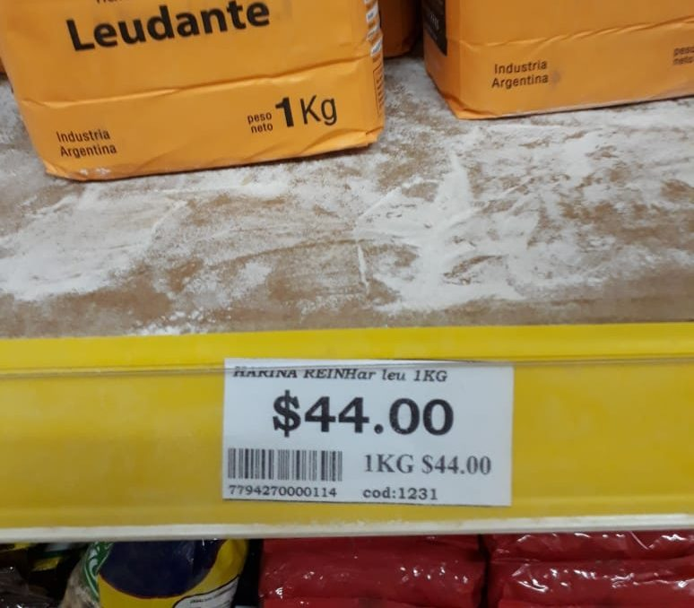 Especulación para exportar todo el trigo: Harina subió 119 %, pizzerías con retaceo de materiaprima