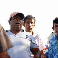 Gauchat ordenó detener a Hugo Silva por la toma de tierras