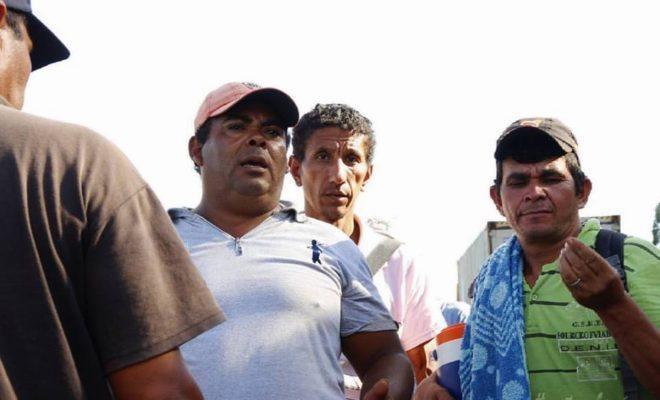 Gauchat ordenó detener a Hugo Silva por la toma detierras