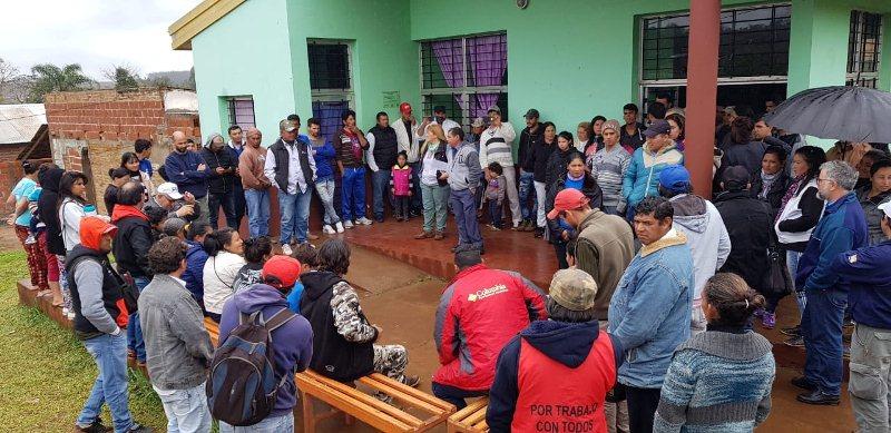 $10.000: Tareferos piden que el subsidio intersafra sea del 80% del salario mínimo vital ymóvil