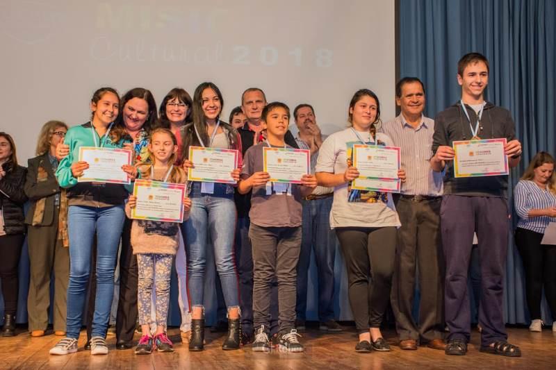 Más de 20 artistas obereños se destacaron en los Juegos CulturalesEvita