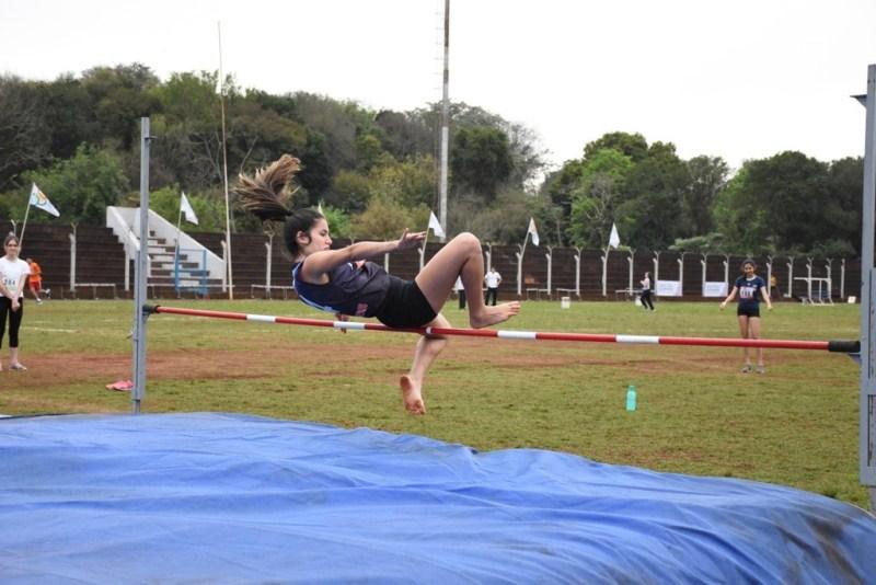 200 atletas en los Juegos deportivos misioneros de atletismoU17