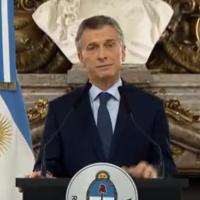 """Macri: Dolar 44,90 y riesgo país 928 puntos """"en el mundo hay miedo de que los argentinos quieran volver atrás"""""""