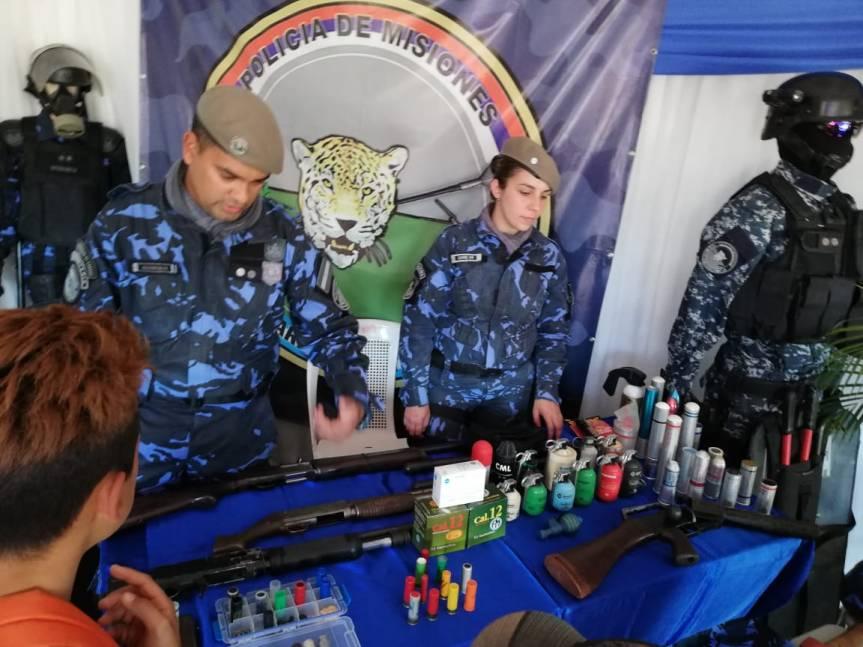 Piden informes sobre elevados gastos de la Policía en la Fiesta delInmigrante