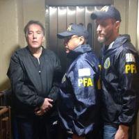 Tras 48 días prófugo, detuvieron al renovador Oscar Thomas en Capital Federal