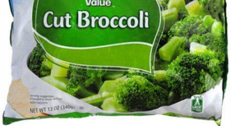 Prohíben lotes de brócoli y arvejas congeladas por detectarse la bacteria Listeriamonocytogenes