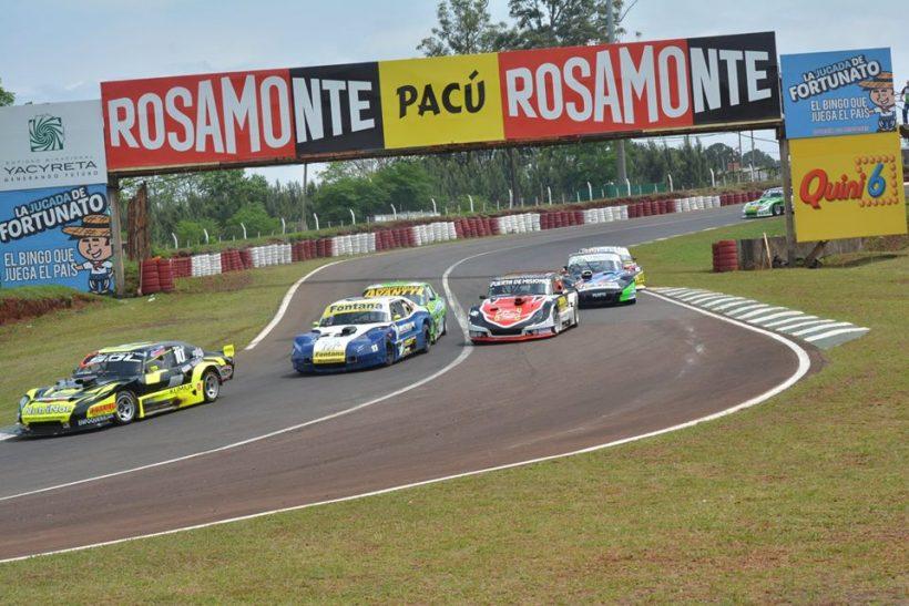 Cabral festejó con el TC 4000 en elRosamonte