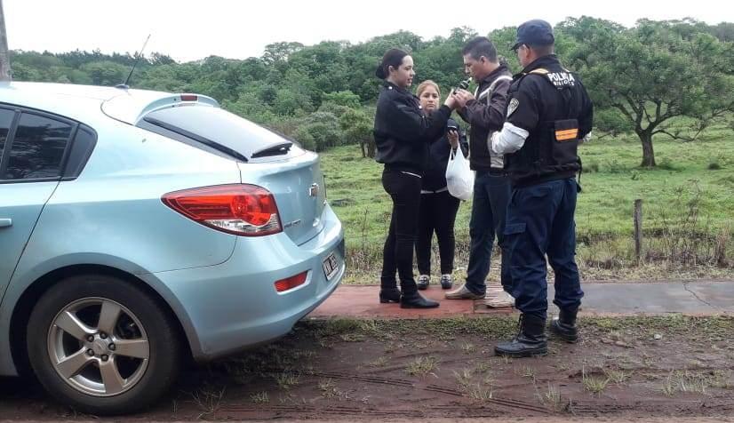 Intensos operativos policiales en rutas, barrios ycolonias