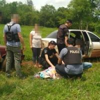 Detuvieron al sujeto que asaltó el maxikiosco de avenida Libertad en Alba Posse