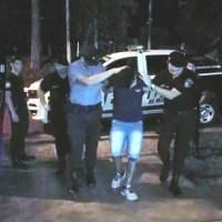 """Operativo cerrojo en el barrio Chino: Otra vez detuvieron a """"Kuki"""", estaba prófugo por numerosos delitos"""