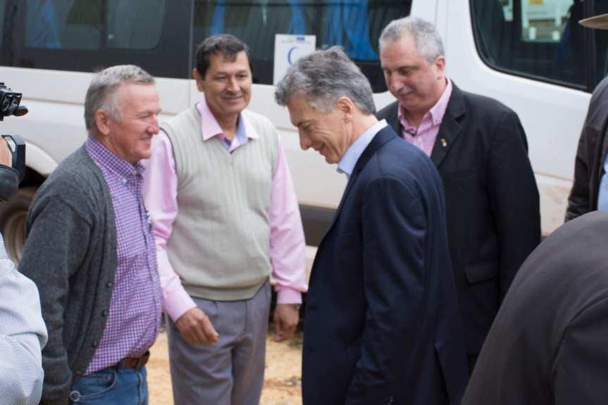 Pequeños productores tealeros no fueron invitados a la mesa con Macri, soloexportadores
