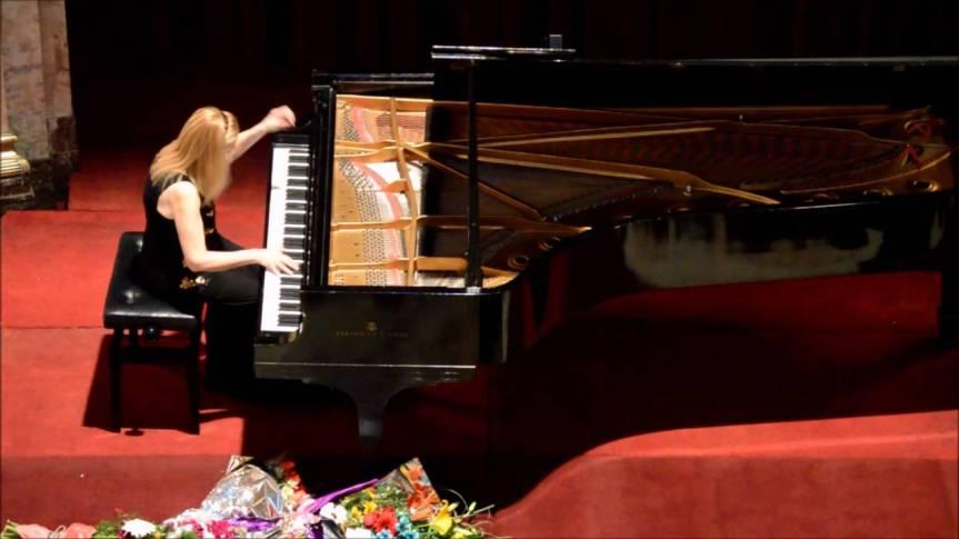 Concierto Homenaje a Chopin con la pianista Martha Noguera el sábado en elISPAO