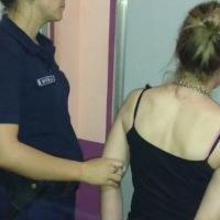 Una mujer fue detenida por incumplir la restricción de acercamiento a su ex pareja