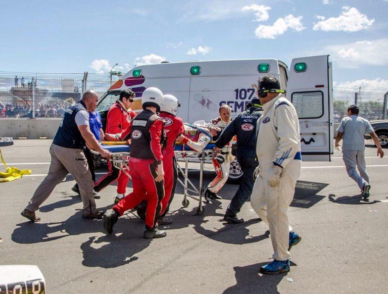 Okulovich será trasladado en un avión sanitario a BuenosAires