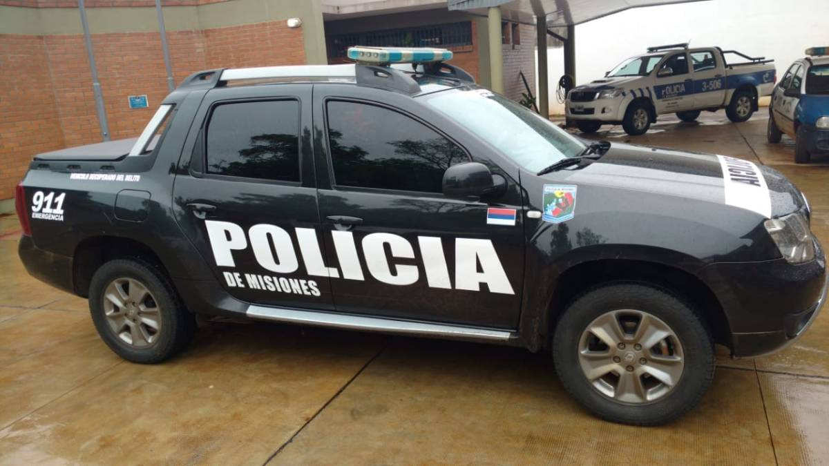 Camioneta recuperada del contrabando fue incorporada a la policía