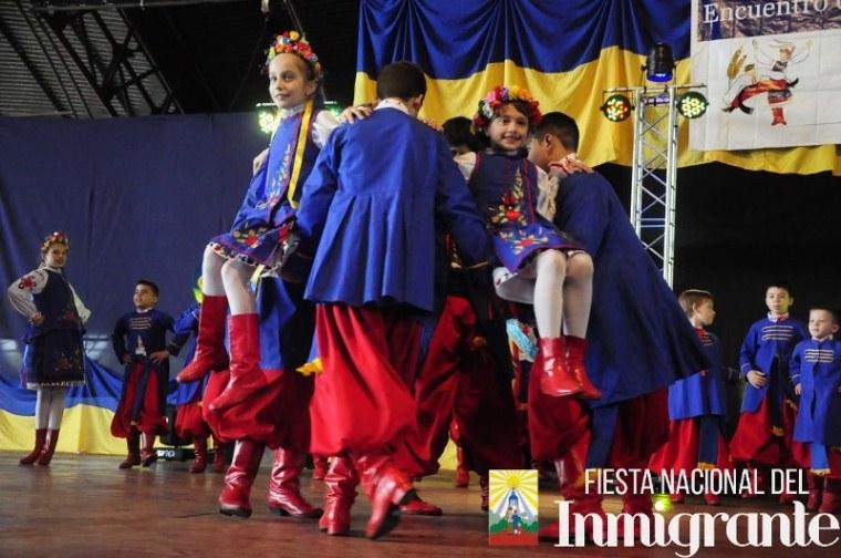 Exitoso fue el 3er Encuentro de BalletsUcranios