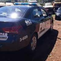 Secuestraron un Audi, el conductor se encontraba bajo los efectos del alcohol