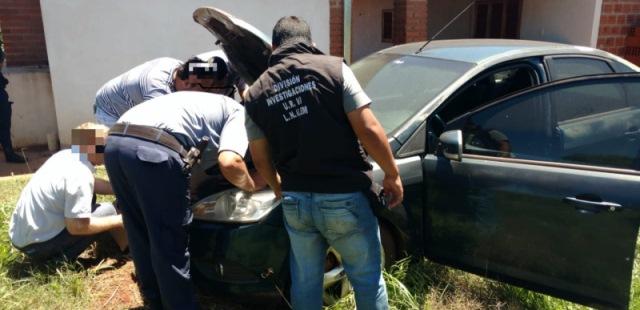 Recibió en garantía un auto robado con pedido de captura en BuenosAires