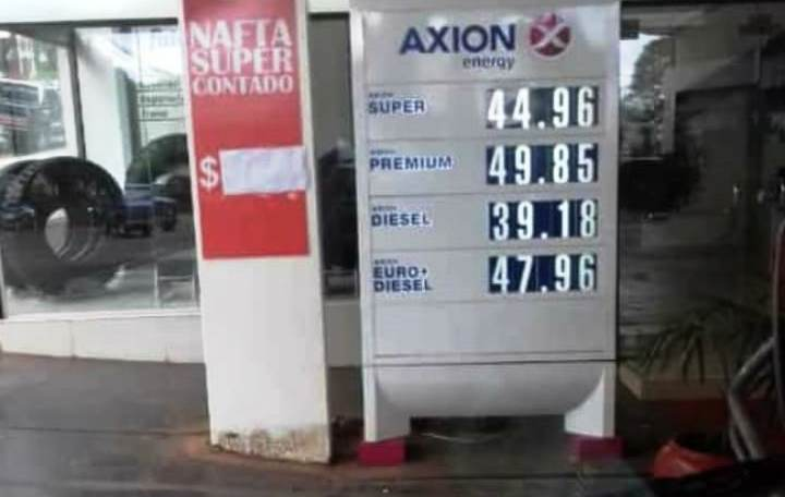 El Gas oíl en Misiones pasó a ser el segundo más caro del continente y habrán más subas antes de fin deaño