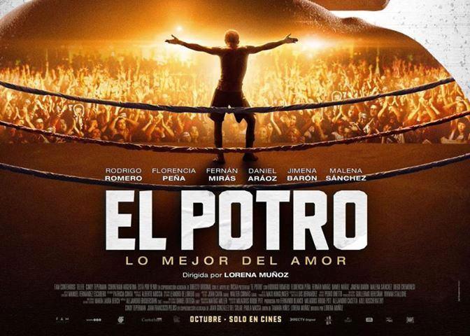 """""""EL POTRO"""": La película de Rodrigo en el cine Incaa desde elviernes"""