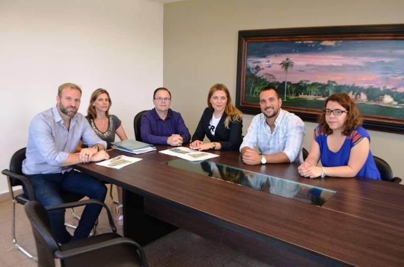 Empresario obereño invertirá en proyecto de urbanización de 22 manzanas enAlem