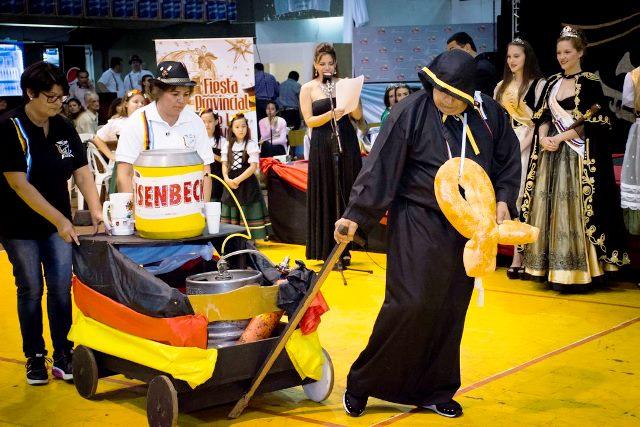 Alem palpita la 43° Fiesta de laCerveza