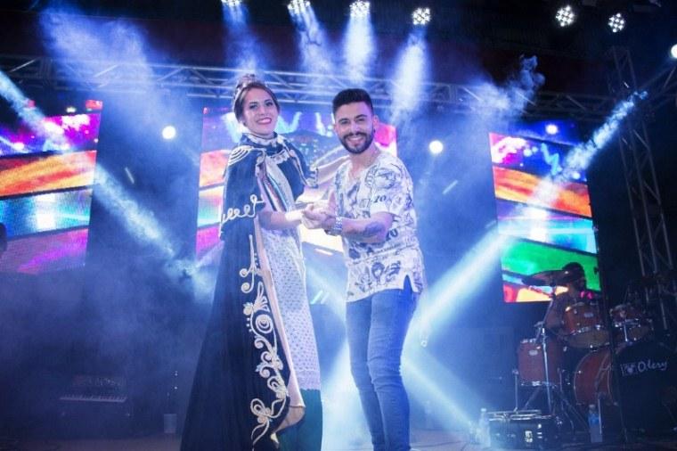 Alem brilló el fin de semana con la Fiesta de lacerveza